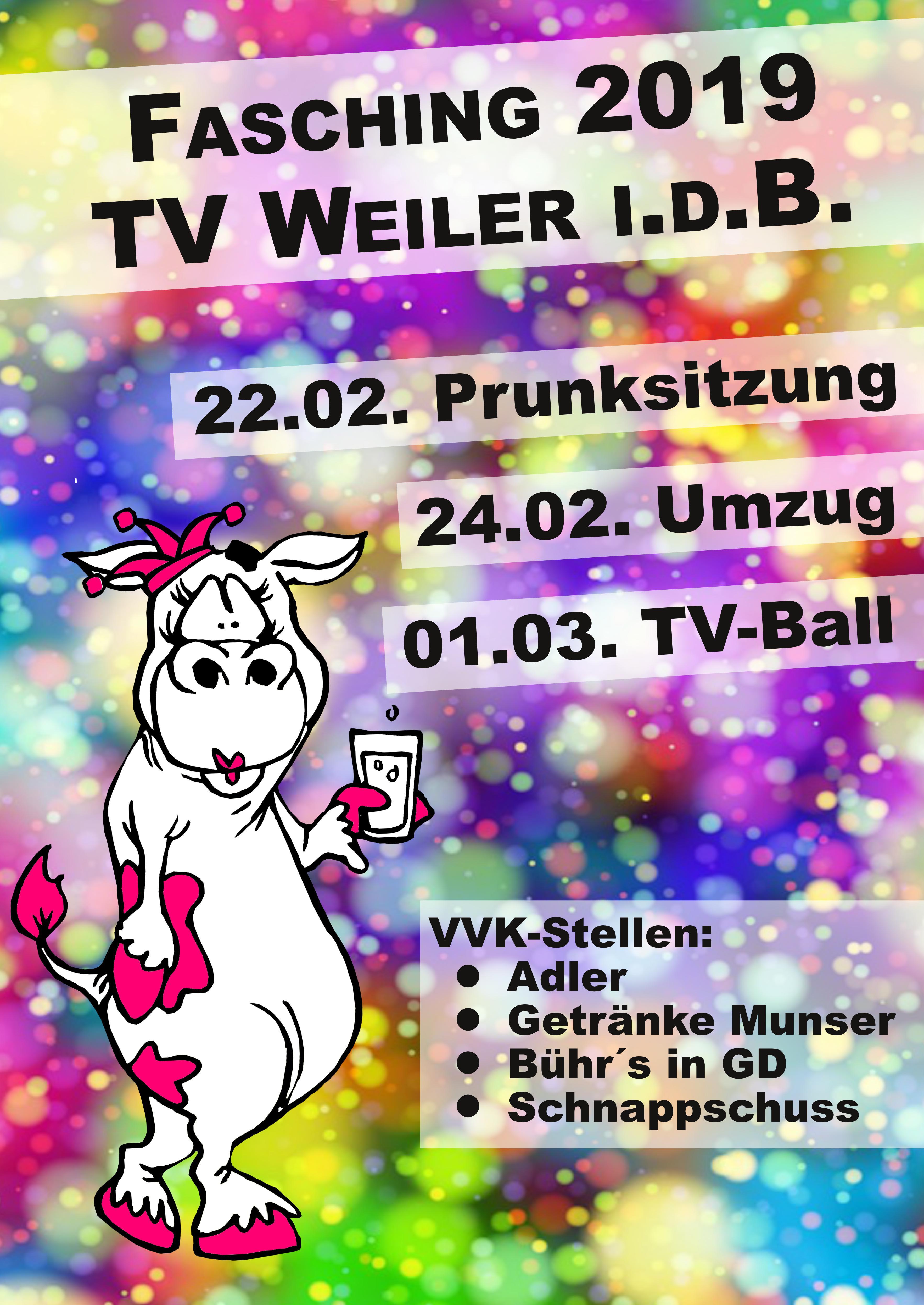 Fasching Tv Weiler I D B